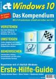c't Windows 10 - das Kompendium