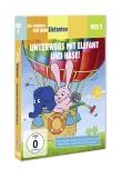 �Die Sendung mit dem Elefanten�: Geschichten, Mitmachspiele und Lieder zu den Themen �Unterwegs� und �Schlafen� ab 17. Juli im Handel