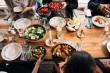 Essens-Rituale sind gesund