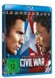 THE FIRST AVENGER: CIVIL WAR - ab 6. Oktober 2016 auf DVD, Blu-ray und 3D Blu-ray