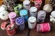 Geschenkidee: Tee und Gewürze in Dosen mit Grußaufdruck