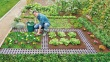 Auf flexiblen Wegen durch den Garten