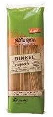 Preisgekrönt: Naturata Dinkel Spaghetti mit dem eve Leserpreis ausgezeichnet