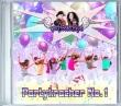 GroßstadtEngel - Partykracher No.1 - Peppiger Mitmachpop für kleine Tanzmäuse