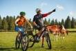 Fahrradurlaub in der Schweiz für Familien