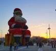 Der größte Weihnachtsmann der Welt und andere Guinness World Records rund um Weihnachten