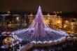 Vilnius in Weihnachtsstimmung
